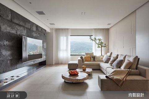 86坪大宅 時尚不只穿在身上也穿在家裡 均哲室內裝修設計有限公司 莊澤均、施向澤