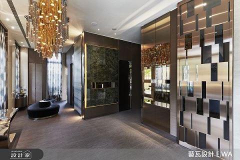 為美麗而生 融合現代與奢華的醫美殿堂 藝瓦空間設計 李淑惠、王育倫