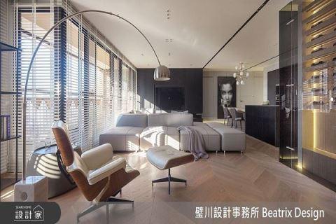 用家具品味陳設帶你來到優雅法式宅 璧川設計事務所 卓思齊、陳明封