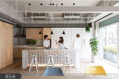 環保綠化+輕裝修 竟也能打造完美空間 一水一木設計工作室 謝松諺