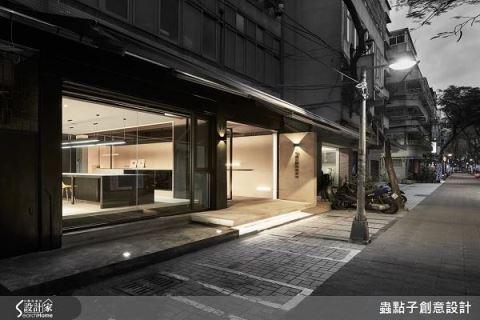 26坪Loft文創基地 城市中的藝術流 蟲點子創意設計 鄭明輝