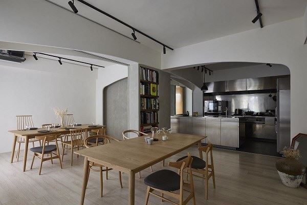 廚藝當道 料裡CP住辦合一的甜蜜宅邸 KC design studio 均漢設計 曹均達、劉冠漢