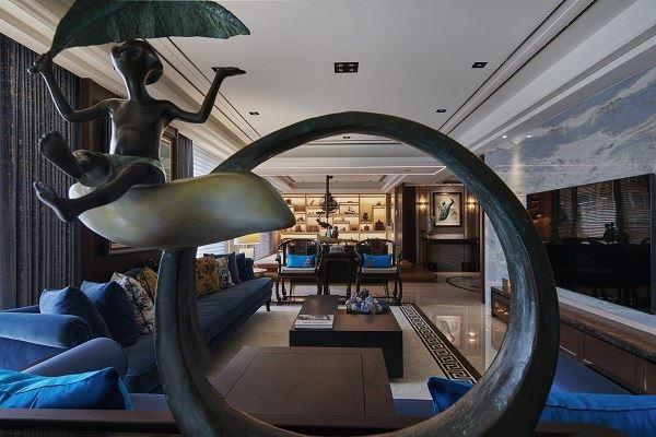 用款待美學給你最優質的東方豪邸 雅典設計工程有限公司 黃庭芝