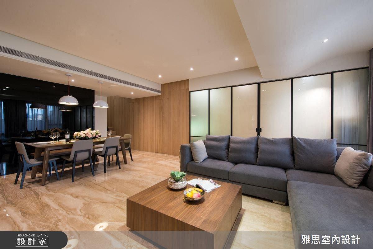 簡約 x 現代 享受生活從家開始 雅思室內裝修有限公司 戴雅青