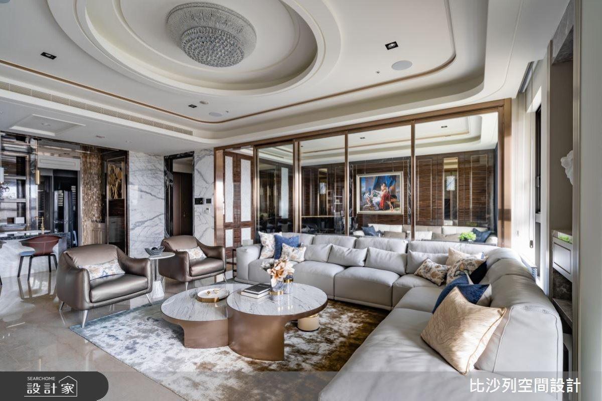 回家放鬆最陶醉 藝術琴聲挹注新古典豪宅 比沙列空間設計 張靜峰、詹亞儒、溫翠蘋