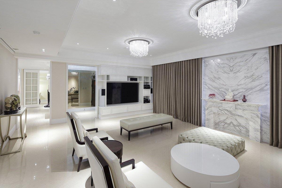 系統傢俱客製新古典宅 健康、環保、獨一無二!台灣歐德傢俱股份有限公司 歐德設計團隊