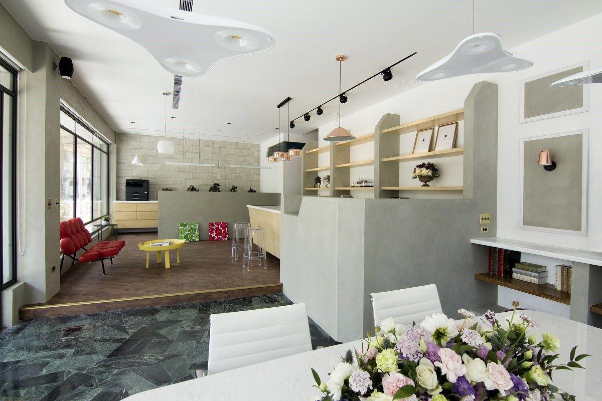 他掌握動線 用美型設計創造生活輪廓 維度空間設計有限公司 馮彥鈞