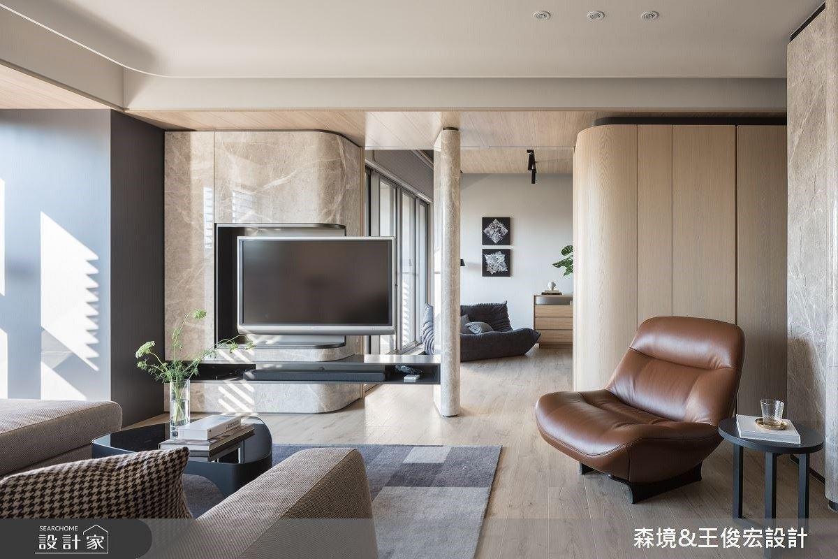 讓愛無限延續! 31坪豪宅建構親子互動樂園 森境 + 王俊宏設計 王俊宏