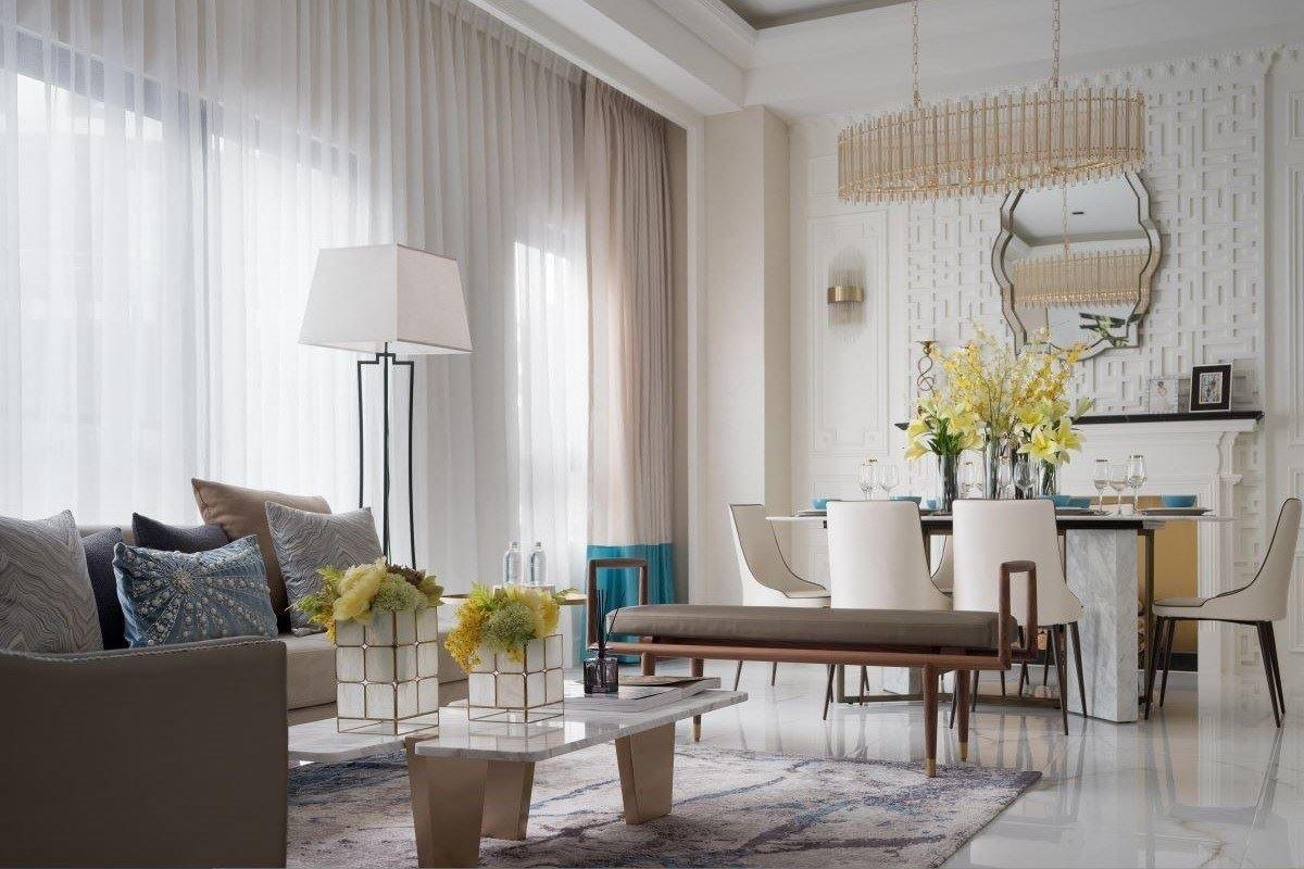 精緻工藝建構細緻美學 共譜明亮舒適現代宅 得比空間設計有限公司 侯榮元