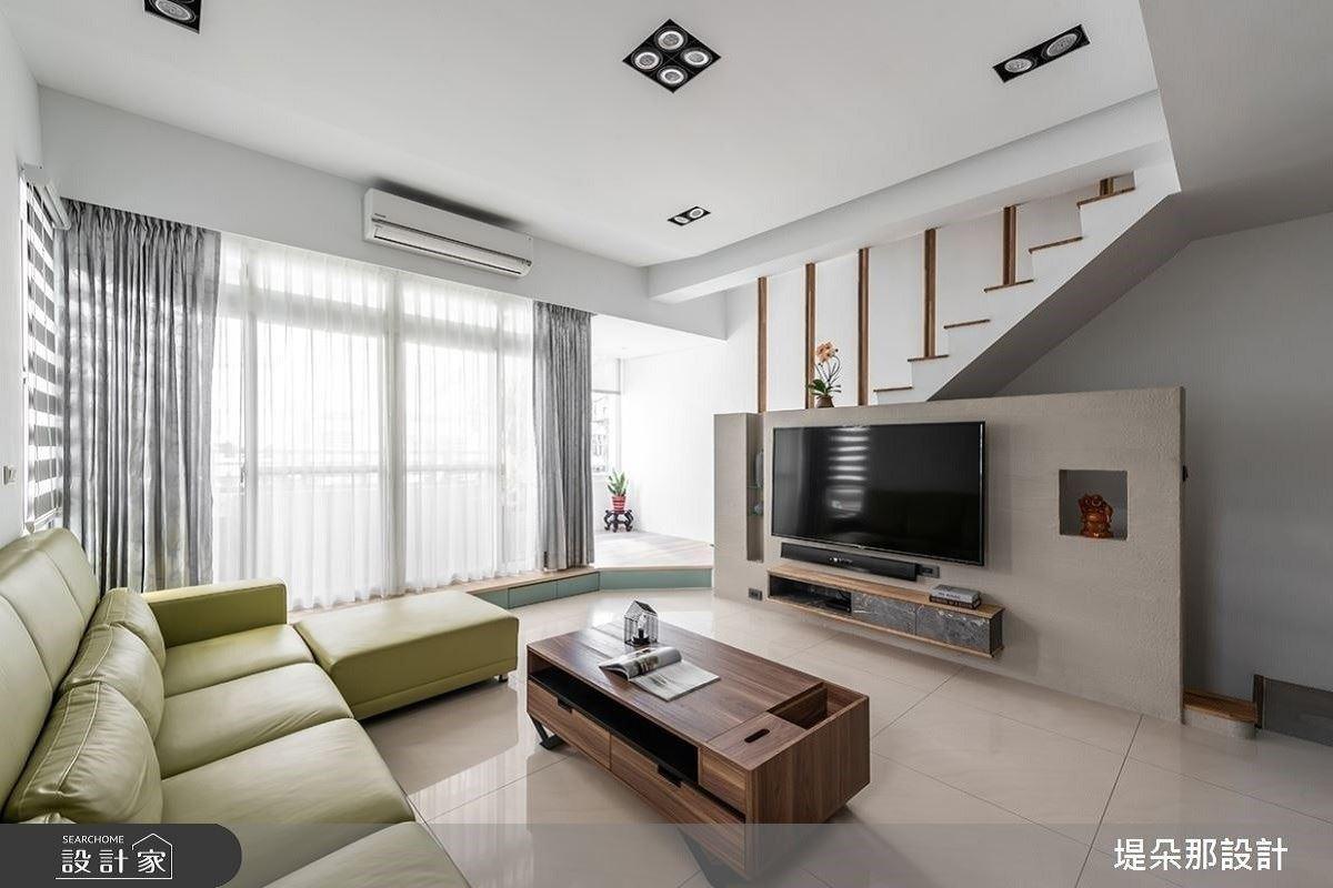 50年老屋重新升級 陽光舒適現代宅 堤朵那設計 任建全、黃瀚慧
