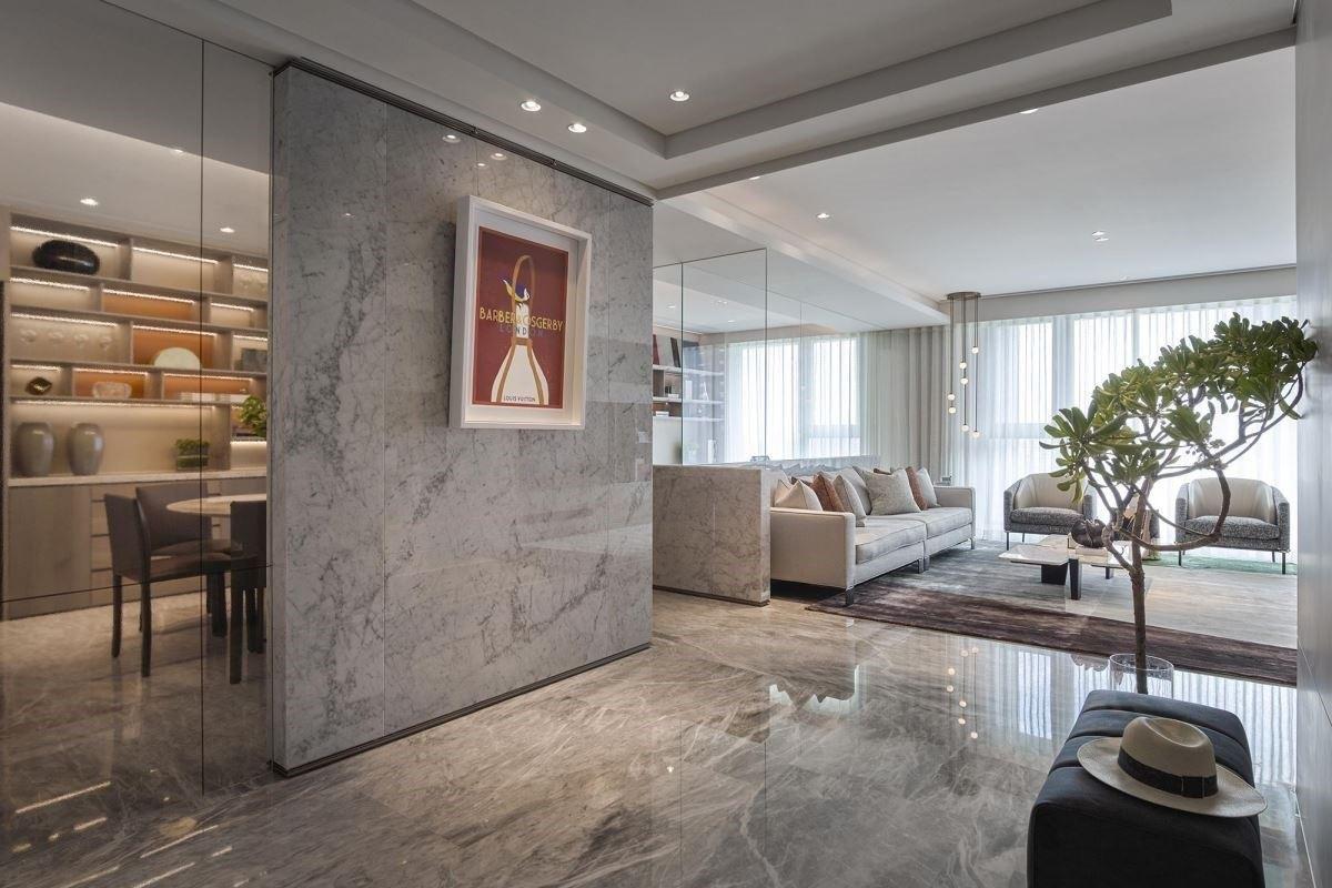通透尺度藏景於室 62坪詮釋理想現代豪宅 京璽國際股份有限公司 周彥如
