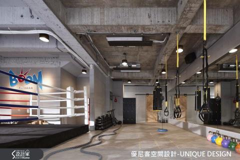 粗獷中蔓延細膩溫柔的Loft工業風魅力 優尼客空間設計UNIQUE DESIGN 黃仲均