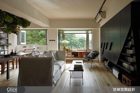 在家露營 光合住宅新體驗 甘納空間設計 林仕杰、陳婷亮