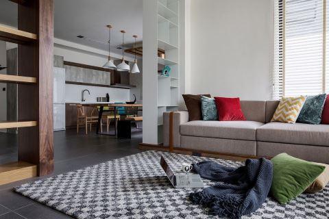 混搭工業風 為生活創造多番樣貌 法蘭德室內設計 汪銘祥