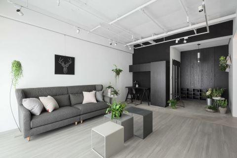 光線脈絡交織新穎前衛特色宅 文儀室內設計 李紹瑄