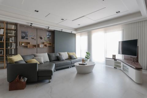 客製化幸福宅邸 穿透視覺的居家空間 阿曼空間設計 王光宇