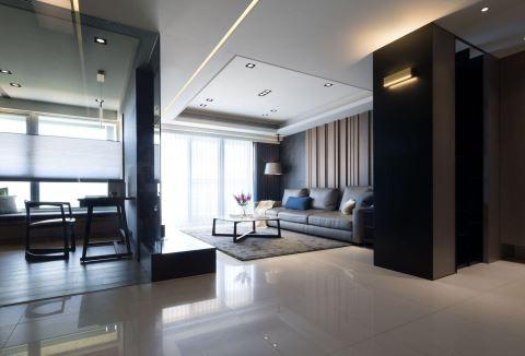 簡約俐落的設計美學 讓家更有窩心歸屬感 双設計建築室內總研所 顏義洋、張合群