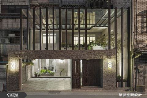 巧奪天工!化 40 年古井老屋為 80 坪英式宮廷豪宅 築夢室內設計 羅芳銘
