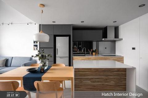 老屋大翻新 打造別墅般的氣勢雙層宅 合砌設計有限公司 合砌設計團隊