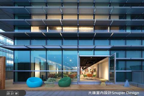 在辦公室打造一條街 挑戰趣味商空設計 大雄室內設計Snuper Design 林政緯 X 街口支付