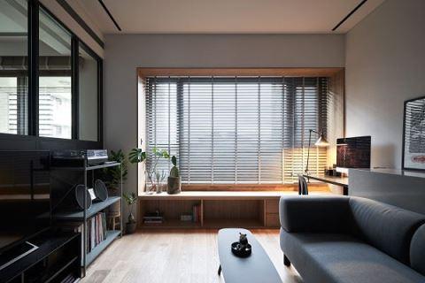 「宅」小擴大術 簡約打造幸福時光 ST design studio 蔡思棣