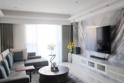 【Promote】空間解壓縮!精品混搭締造飯店Lobby+總統套房 境庭室內裝修 周靖雅