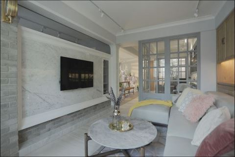 【Promote】以父母的愛為名 辦公室改造雙間美式宅邸 大漾帝國際室內裝修 戴銘泉