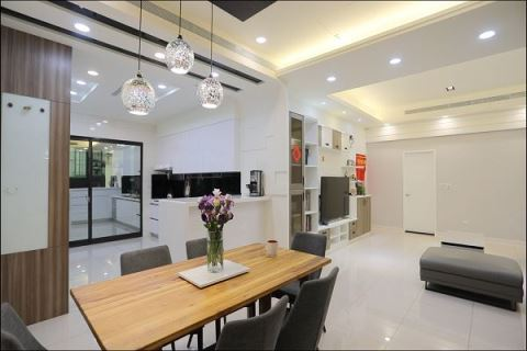 【Promote】絕妙的空間規劃 打造三代滿意新婚宅 鴻杰室內設計 江怡德