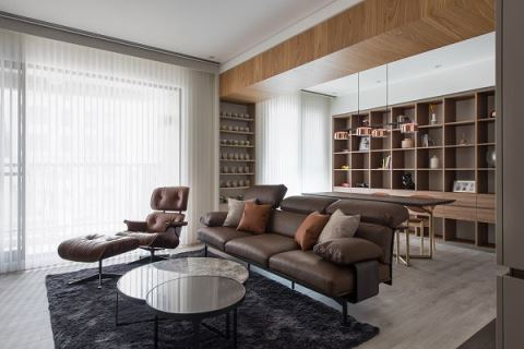 【Promote】他把屋主當成家人 突破竹北居家生活樣貌 室覺空間創作 王凱躍