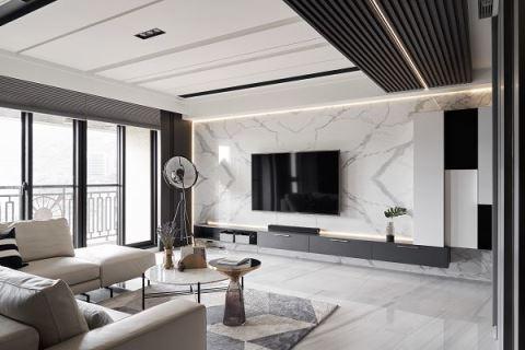 【Promote】北歐現代衝突美學 35坪寬敞3房大挑戰 巢空間室內設計 巢空間設計團隊