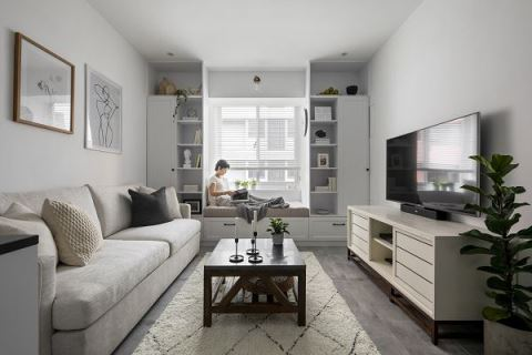 【Promote】夢想成真了 14坪空間竟然也能有2房2廳大格局 拾隅空間設計 劉玉婷
