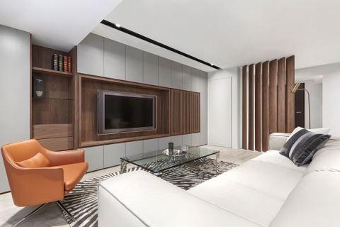 【Promote】色彩解構採光格局 讓你翻轉對老屋的想像 及境空間設計 許維庭