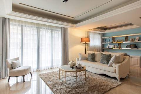 【Promote】你要什麼樣的家夢想成真美式新古典退休宅 雅思室內裝修 戴雅青