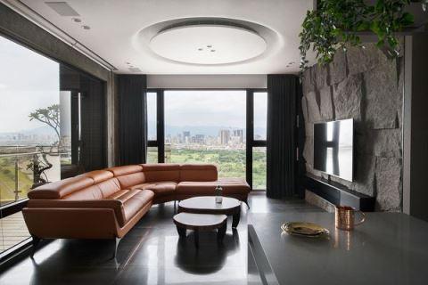 【Promote】現代極簡自然主張 坐擁270度無價包圍奢華宅 浩室設計 邱炫達