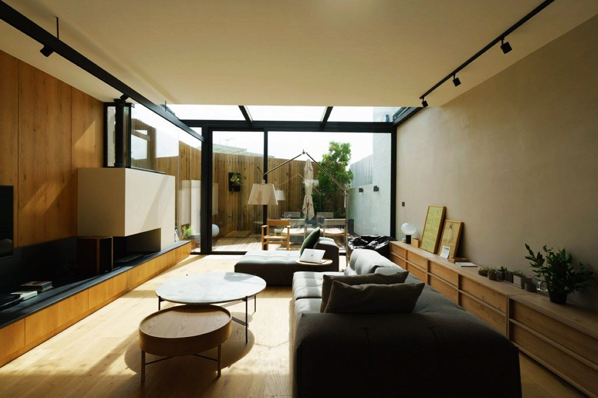 【Promote】充滿生活設計感 走進香港導演北歐透天宅 荃巨設計 楊禾聿