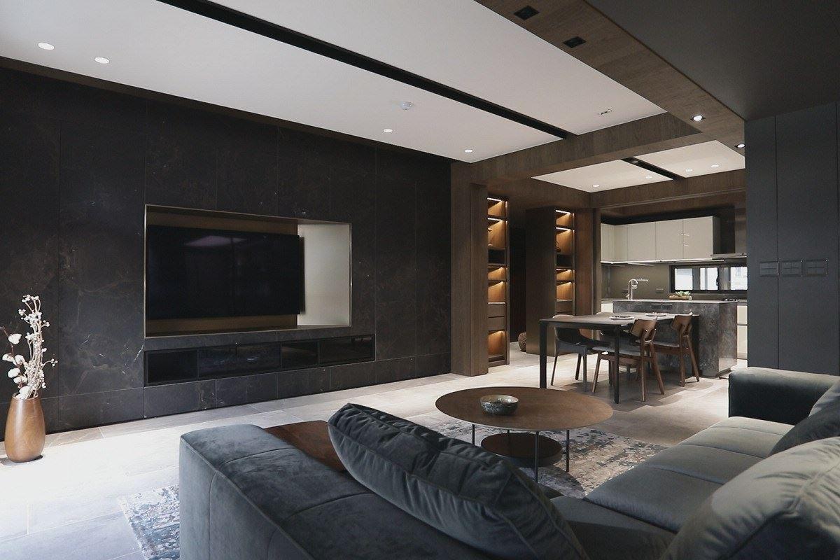 【Promote】36坪擁5房坪效 迎來陽光普照舒暢宅 緯傑設計 王琮聖