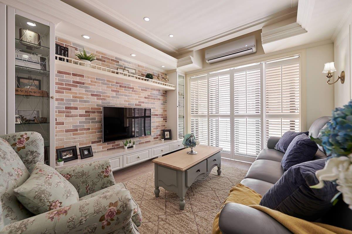 【Promote】新屋不怕少十坪 25坪擁有超強收納的溫馨鄉村宅 藝谷空間設計 張芷融