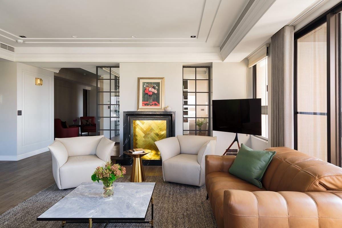 【Promote】重現夫妻旅行回憶 美式紐約度假宅 荃巨設計 iADesign 楊禾聿