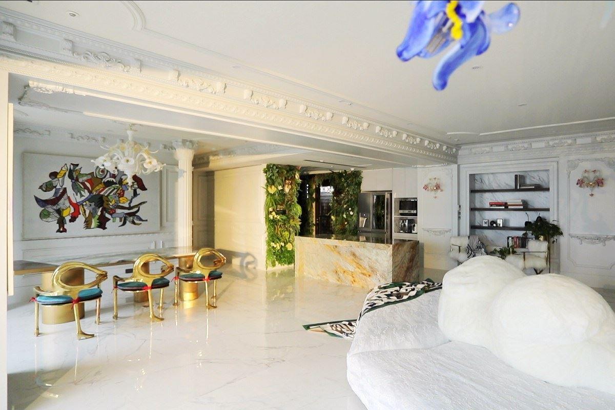【Promote】古典皇宮在我家!一窺藝術感爆棚的居家饗宴 均哲室內裝修設計有限公司 莊澤均、施向澤