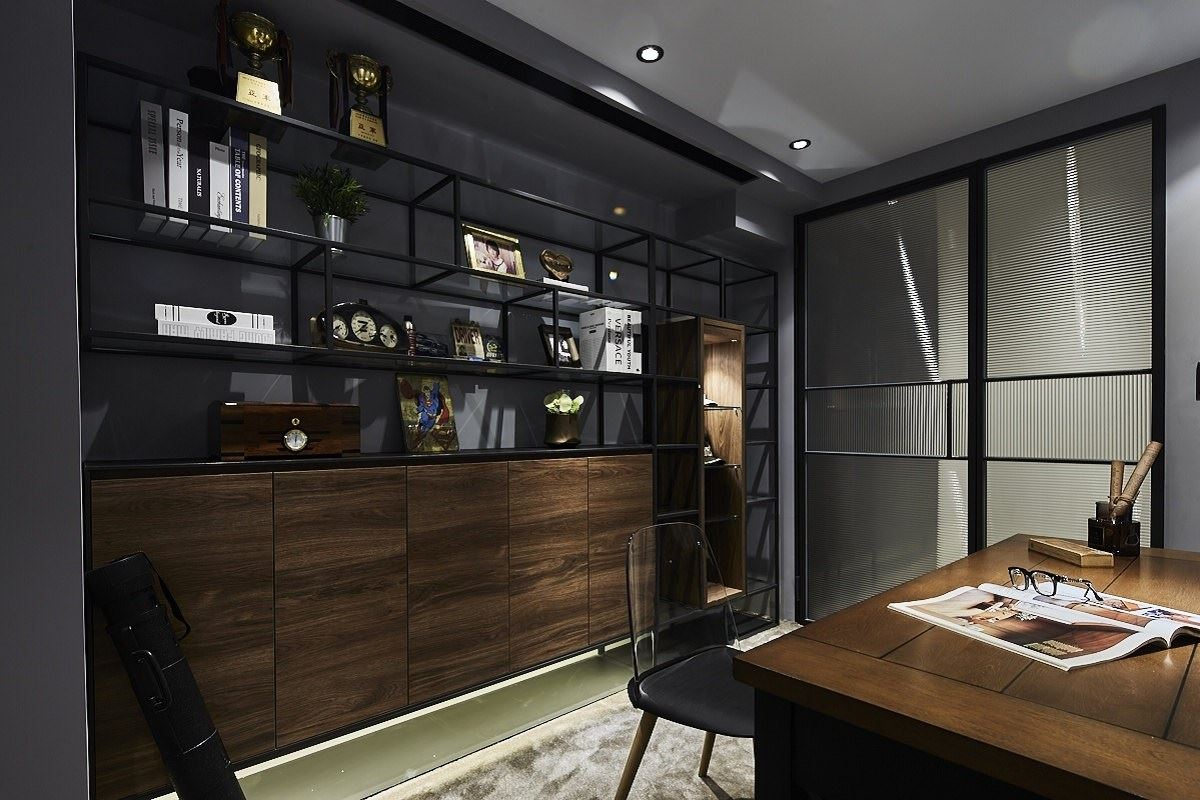 【Promote】我們的自由年代II 橘+黑工業時尚生活訂製宅 藝念集私空間設計 張紹華、黃千祝