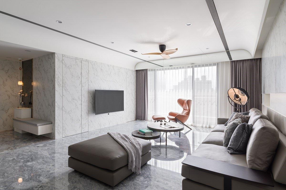 【Promote】裝修再指定!五大房 現代簡約親子宅 青域設計 賴紹宇