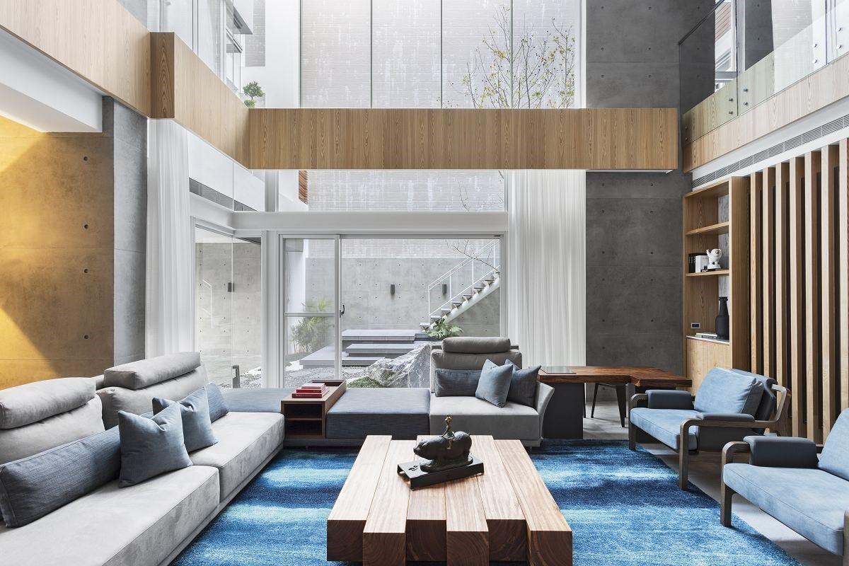 【Promote】自地自建四層別墅 落葉歸根退休生活這樣過 艾馬室內裝修設計 王惠婷