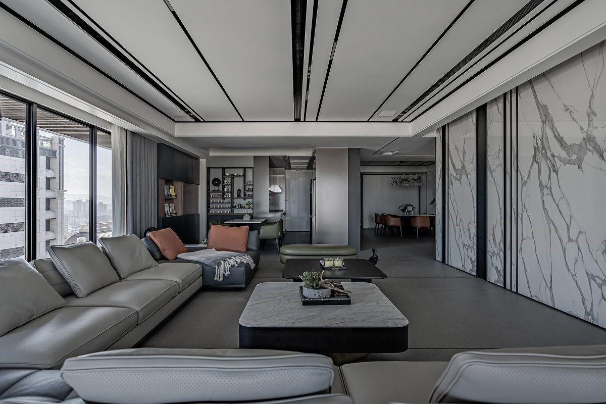【Promote】豪邸訂製 體現生活態度的代言人 冠宇和瑞空間設計 董家錦