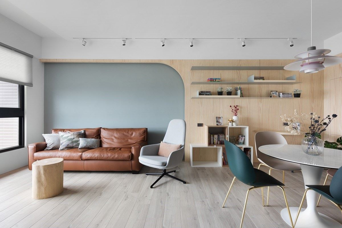 【Promote】二度合作 量身打造一個最圓融的居家 禾光室內裝修設計 鄭樺
