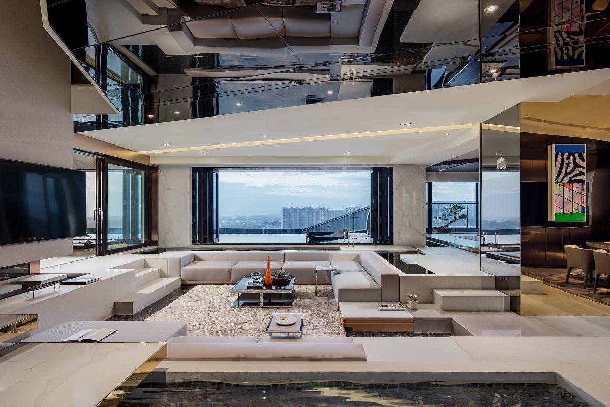 【Promote】光影與水的現代絕世美宅 詠義設計 劉榮祿