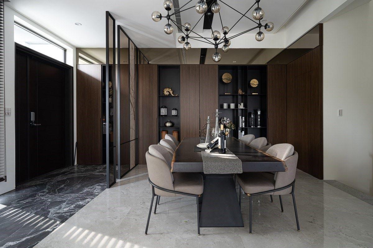 【Promote】城市森林別墅 延攬戶外綠景入室的豪華宅邸 比沙列空間設計 張靜峰、詹亞儒、溫翠蘋