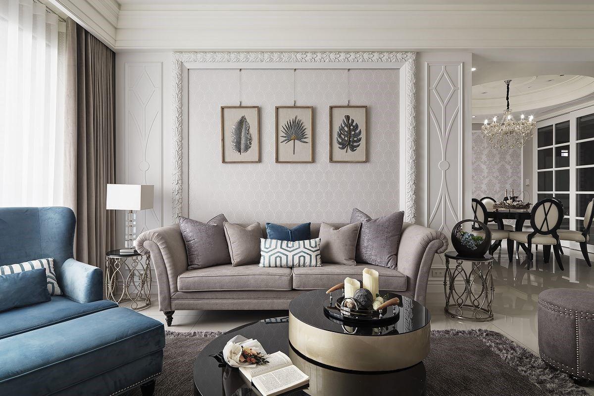 【Promote】點亮一家六口的夢 獨到掌握新古典居家美學 蒔築設計有限公司 朱皇蒔