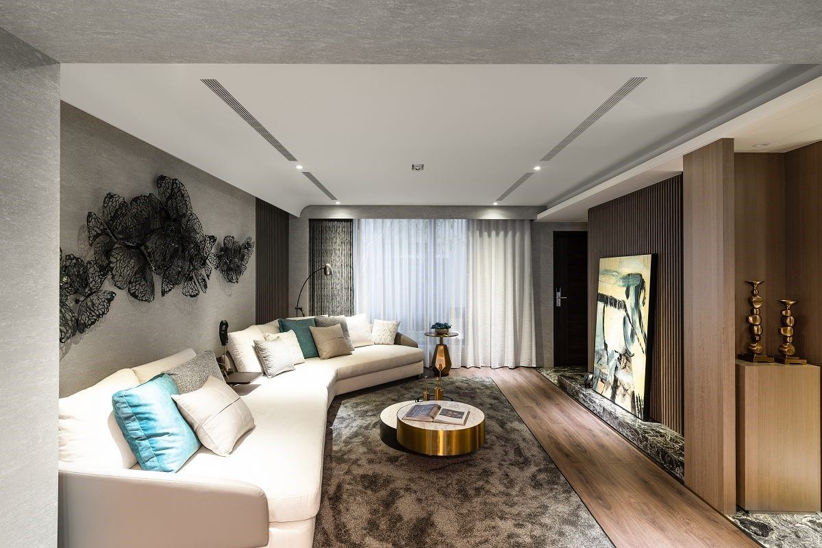 【Promote】男人的祕密俱樂部 夢幻透明酒窖進駐豪宅 居希室內設計 王昱承