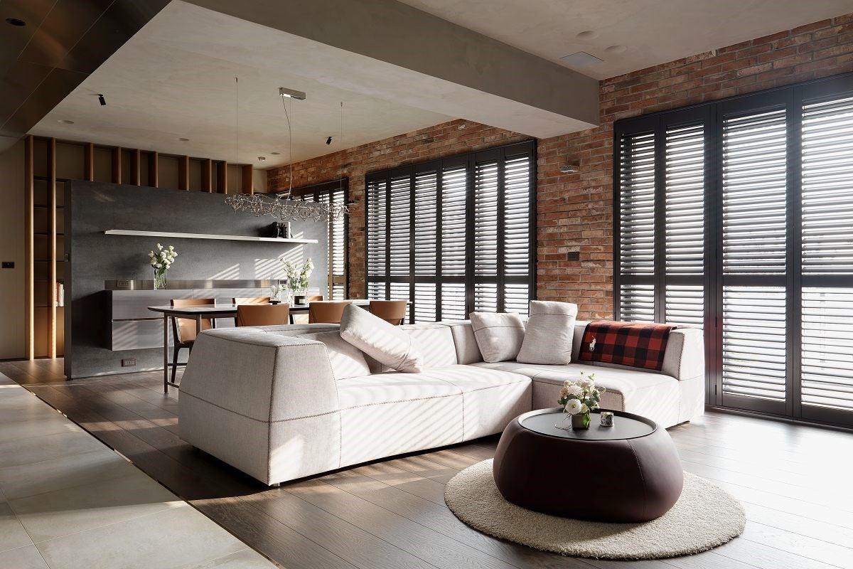 【Promote】Urban style 打造現代精緻工業品味宅 CHI DESIGN齊設計 吳奇衡、吳奇璇