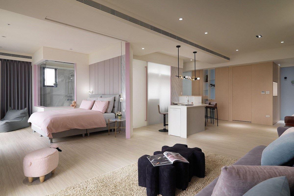 【Promote】單身粉領新貴的微型豪宅 星葉室內裝修設計 林峰安
